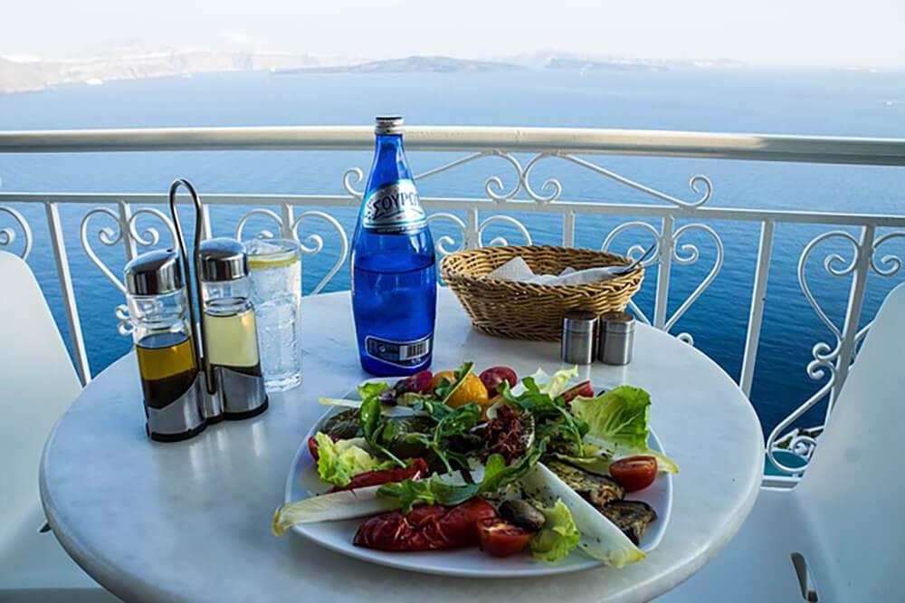 Grecja-jedzenie